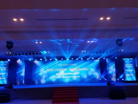 5 loại thiết bị âm thanh ánh sáng phổ biến trong các sự kiện