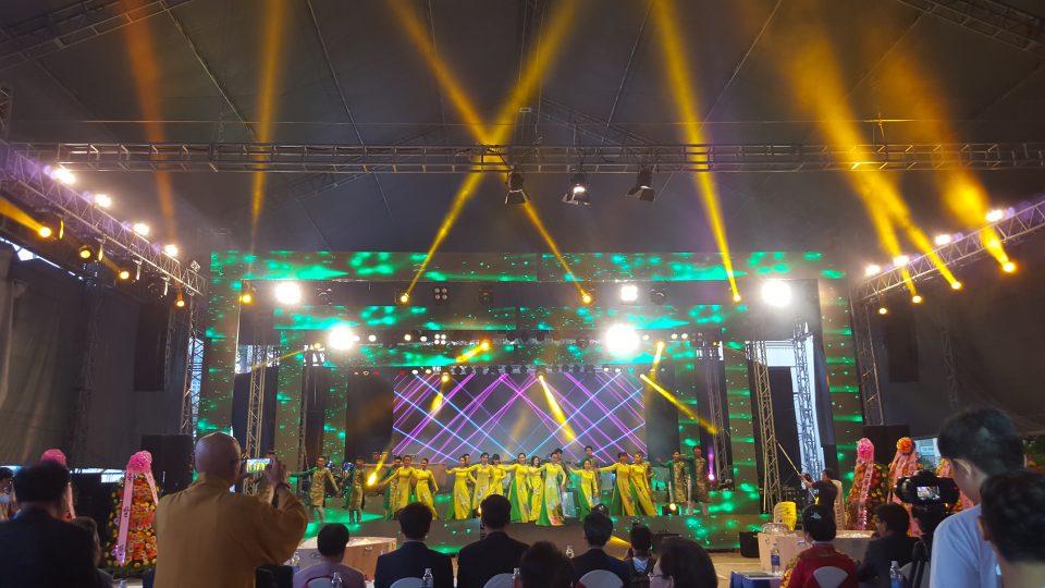 Các địa điểm để tổ chức liveshow hoành tráng tại Vũng Tàu