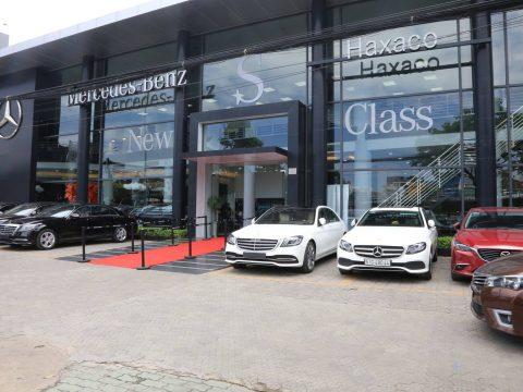 Lễ ra mắt sản phẩm Mercedes-Benz S-Class phiên bản mới