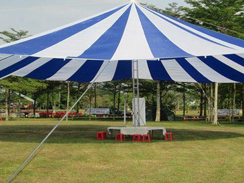 Dù che ngoài trời tiện lợi, giá rẻ, chất lượng tốt dành riêng cho tổ chức sự kiện ngoài trời