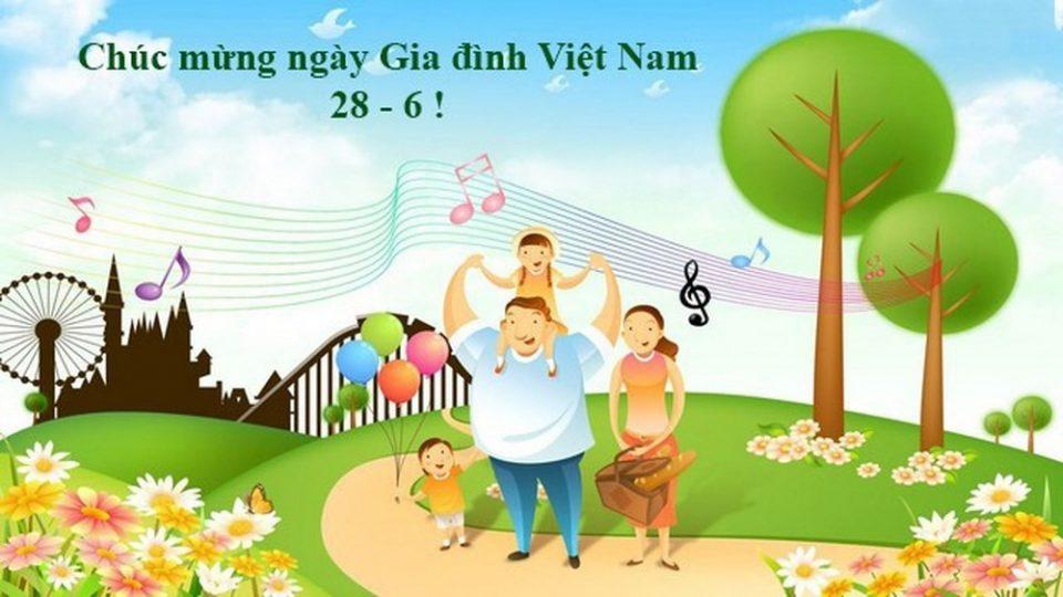 Công ty tổ chức sự kiện ngày Gia Đình Việt Nam chuyên nghiệp, đầy ý nghĩa