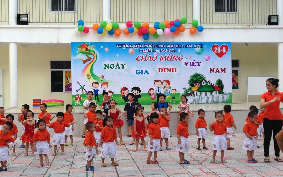 Ý tưởng tổ chức sự kiện ngày Gia đình Việt Nam trong doanh nghiệp