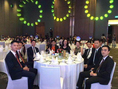Tổ chức lễ kỷ niệm TPHCM chuyên nghiệp, uy tín, giá cực tốt cho doanh nghiệp