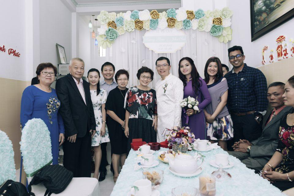 Tổ chức tiệc cưới Bình Dương lãng mạn đầy ý nghĩa giá tốt nhất
