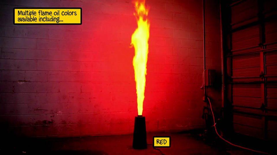 Cho thuê máy hiệu ứng khói lửa sự kiện uy tín chất lượng tốt nhất