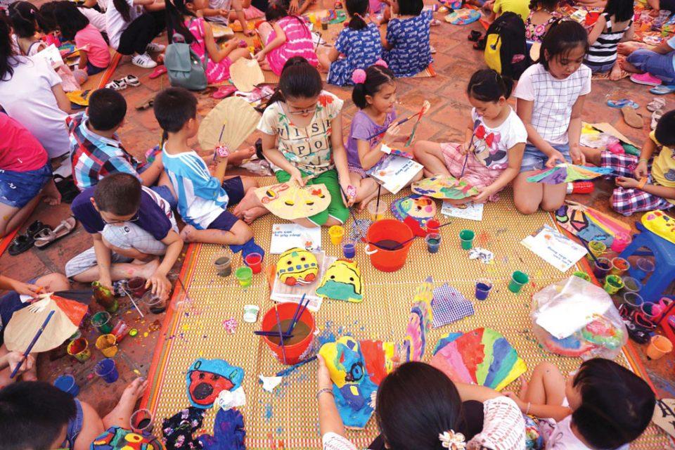 Kế hoạch tổ chức trung thu cho trẻ mầm non