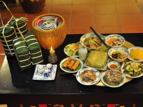 Những món ăn tất niên truyền thống của người Việt Nam