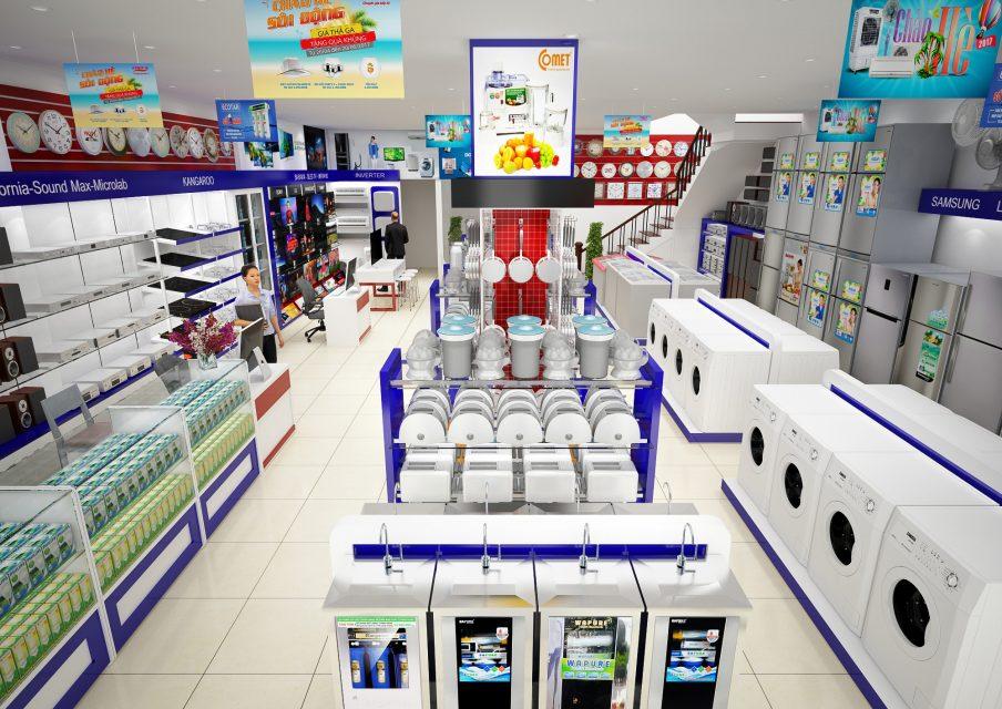 Kinh nghiệm mở cửa hàng thu hút khách hàng tiềm năng