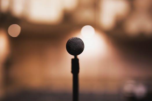 Micro – Thiết bị âm thanh chính không thể thiếu trong sự kiện