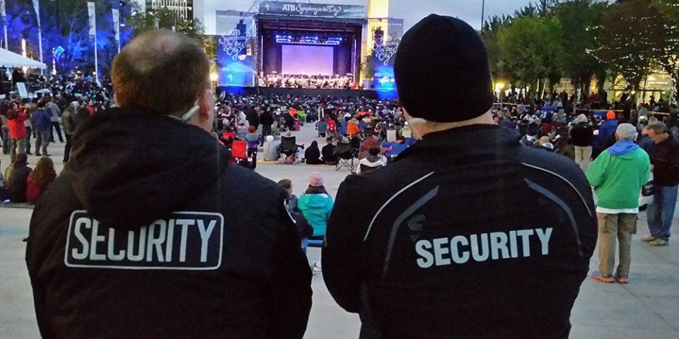 Vai trò bảo vệ sự kiện đảm bảo an ninh cho chương trình của quý khách