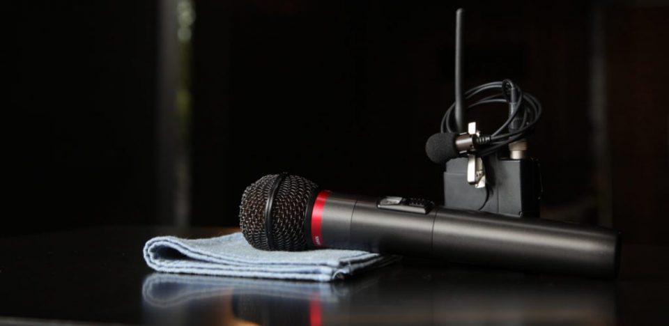 Micro - Thiết bị âm thanh chính không thể thiếu trong sự kiện