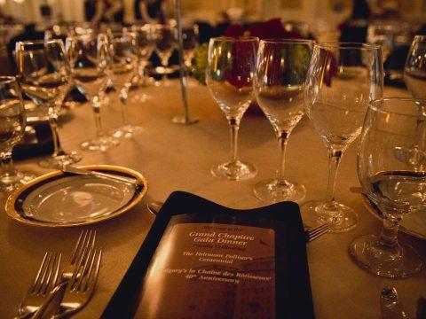 Thực đơn gala dinner phù hợp cho doanh nghiệp lựa chọn