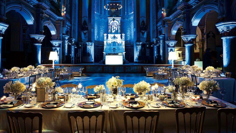 địa điểm tổ chứa gala dinner