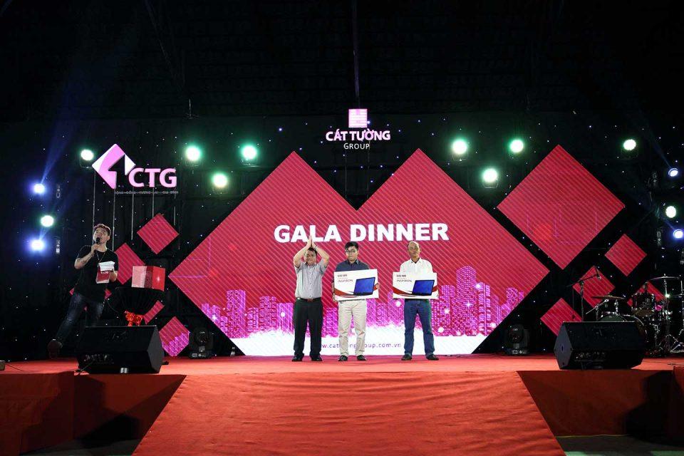 Thực hiện quy trình tổ chức Gala Dinner ý nghĩa trọn vẹn