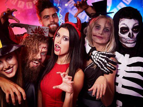 Top 3 ý tưởng lễ hội Halloween độc đáo gây ấn tượng