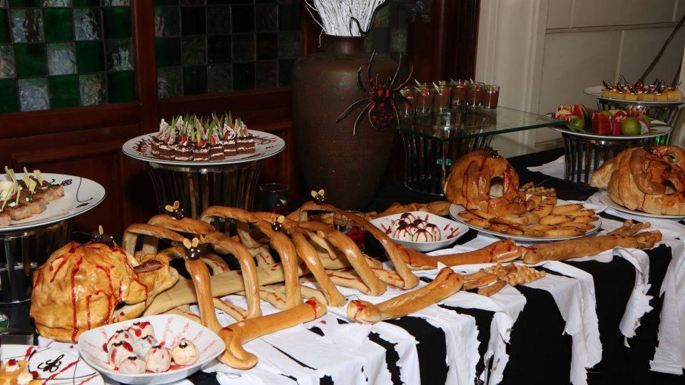 Tổ chức lễ hội hoá trang Halloween thật đặc sắc và ấn tượng