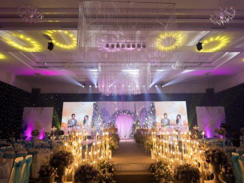 Chọn lựa màn hình led sân khấu tiệc cưới như thế nào