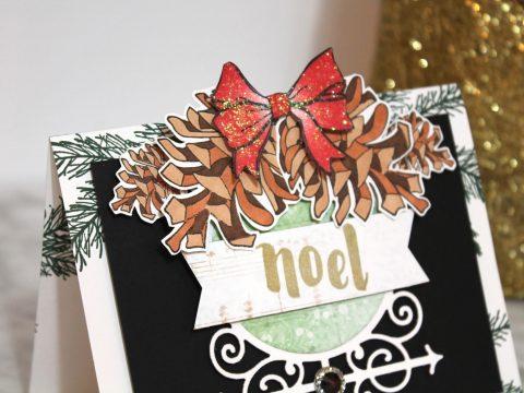 Thiết kế thư mời dự tiệc giáng sinh như thế nào để gây ấn tượng?