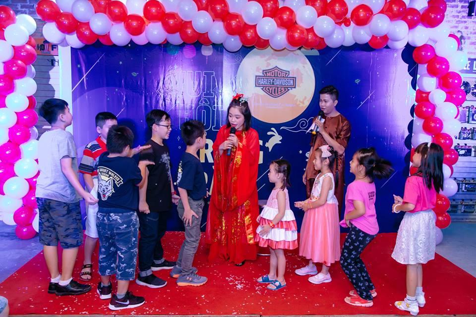 Ấm áp buổi tiệc tết Trung Thu cùng Harley-Davidson of Saigon
