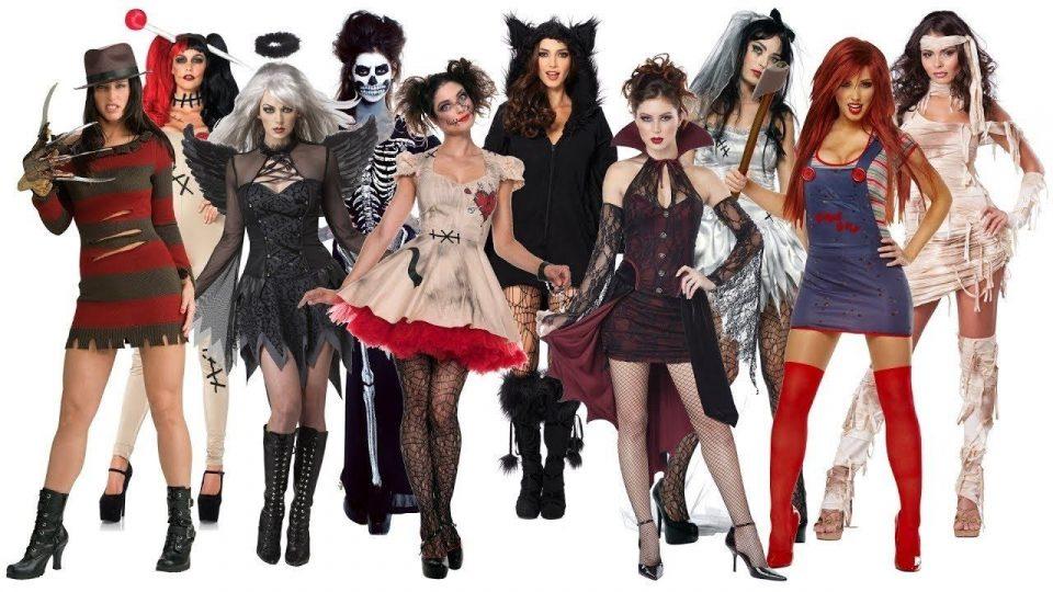 trang phục halloween cho nữ