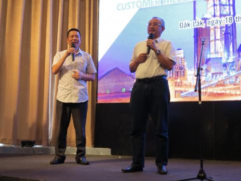 Cách để có bài phát biểu hội nghị khách hàng hay cho doanh nghiệp