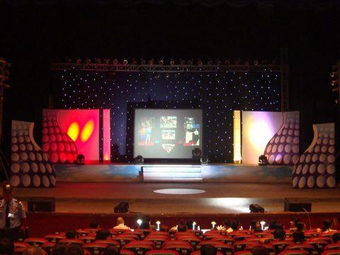 Dịch vụ cho thuê thiết bị sự kiện hcm trọn gói tại Cyber Show