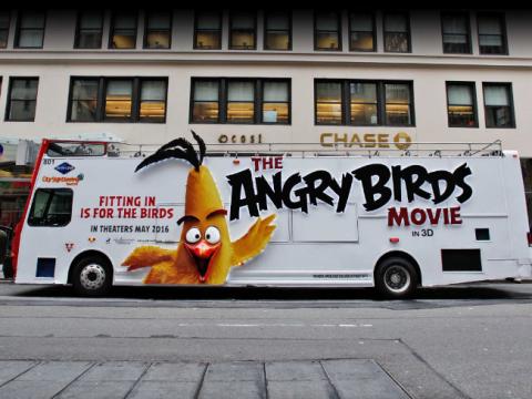 Quảng cáo xe bus là gì? Quy trình quảng cáo xe bus hiệu quả