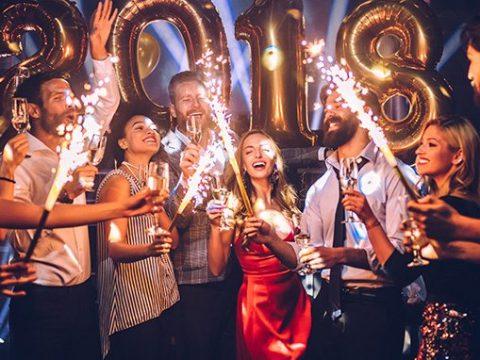 Hướng dẫn lên Year End Party template – Khung mẫu chương trình chi tiết