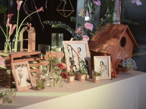 Một số cách trang trí tiệc kỷ niệm ngày cưới ấn tượng