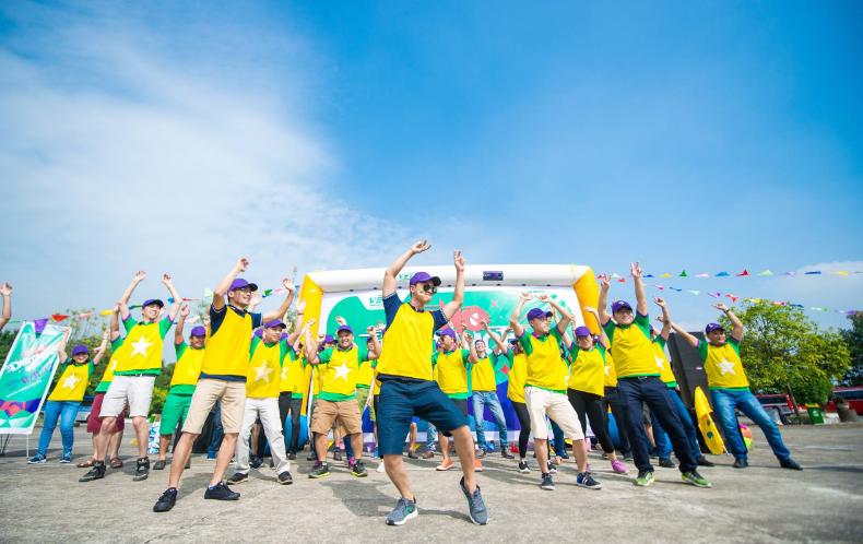 Top 10 Công Ty Tổ Chức Team Building Tại TPHCM hàng đầu