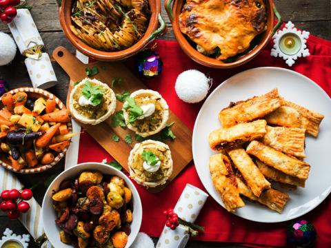 Tìm hiểu về các món ăn đêm giáng sinh tại các nước trên thế giới