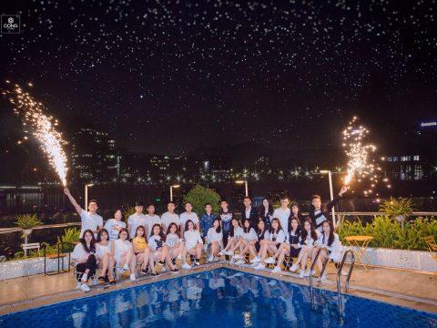 Tổ chức pool party cuối năm như thế nào thật ấn tượng