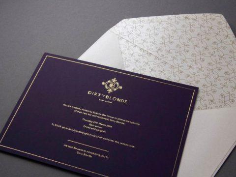Thiết kế mẫu thiệp mời hội nghị khách hàng