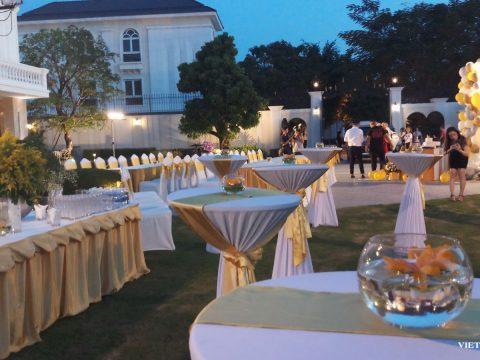 5 địa điểm tổ chức tiệc tất niên buffet giá cạnh tranh
