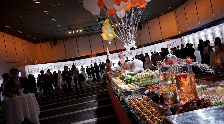 Tổ chức chương trình kỷ niệm 10 năm thành lập công ty