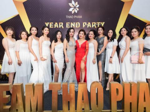 Hoành tráng buổi tiệc Year End Party của công ty MatXi – Hệ thống Thảo Phạm