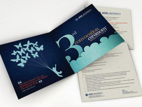 Thiết kế mẫu thư mời kỷ niệm thành lập công ty