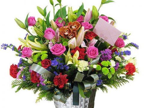 """""""Note"""" ngay 5 địa điểm đặt hoa tươi ngày khai trương giá rẻ mà nổi tiếng tại TP.HCM"""