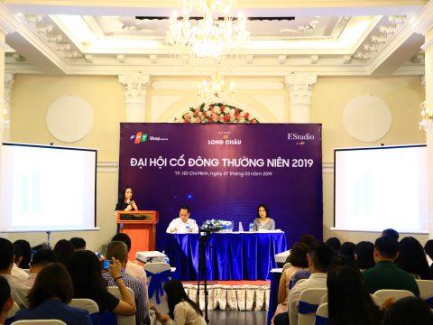 """Tổ chức Hội nghị Đại hội cổ đông thường niên của """"Nhà tiên phong công nghệ"""" FPT năm 2019"""