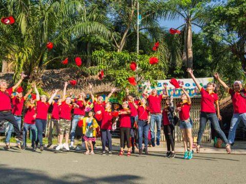 Du lịch kết hợp Team Building Bình Dương trong ngày