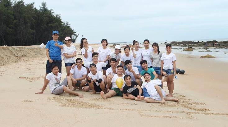 team building hồ cốc