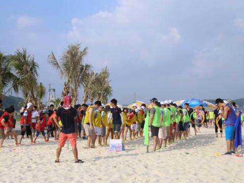 Lập kế hoạch tổ chức Team Building Hồ Cốc cho chuyến du lịch công ty