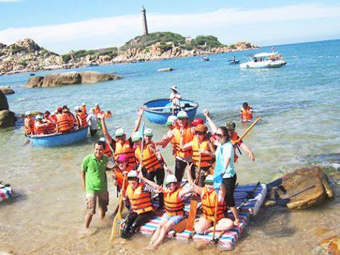 Du lịch kết hợp Team Building Phan Thiết 2 ngày 1 đêm