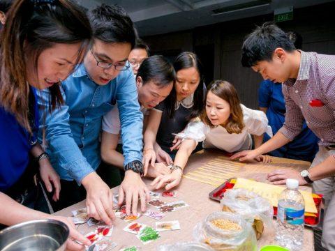4 Trò chơi Team Building Trong Nhà vui nhộn có thể tổ chức tại văn phòng