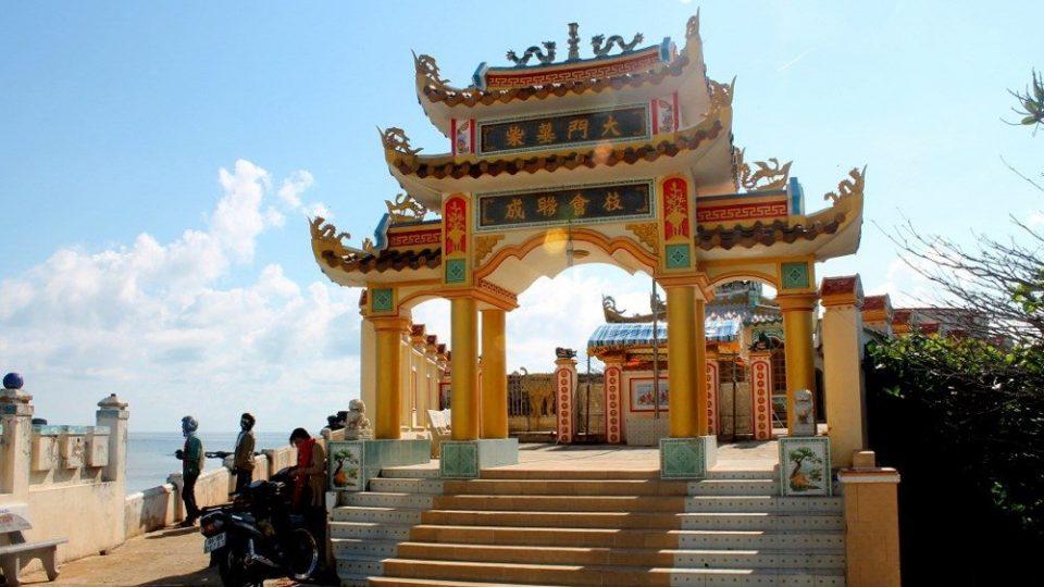 đền thờ sài nại du lịch phú quý