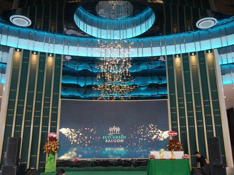 Tổ chức Lễ mở bán bất động sản dự án căn hộ Eco Green Saigon – Một mầm xanh giữa lòng phố thị