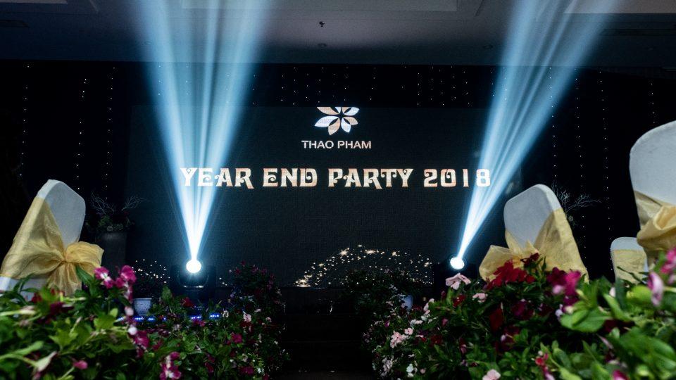 Tham khảo những top công ty tổ chức Year End Party chuyên nghiệp