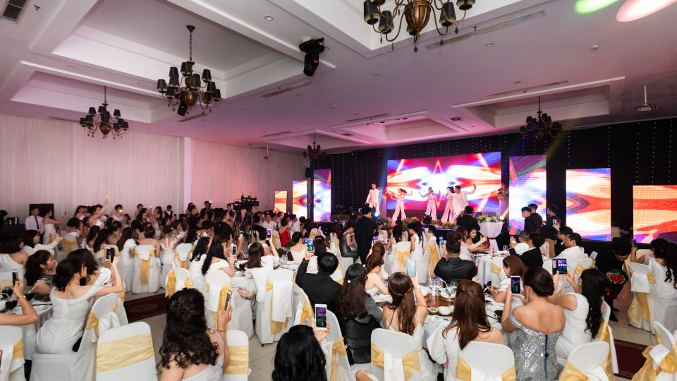 Top công ty tổ chức Year End Party uy tín và chuyên nghiệp
