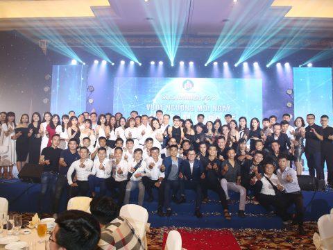 Cách Tổ Chức Tiệc Tân Niên ấn tượng, sáng tạo cho doanh nghiệp