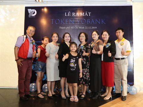 """Hội Nghị Ra Mắt Token Yobank lần đầu tiên tại Việt Nam – Một làn sóng mới trong thị trường """"Tiền mã hoá"""" Cryptocurrency"""